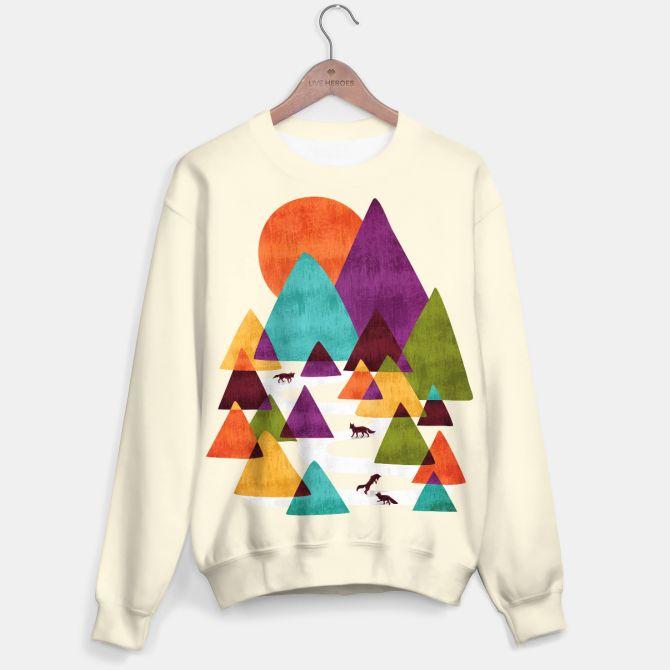Fox Playground Sweater