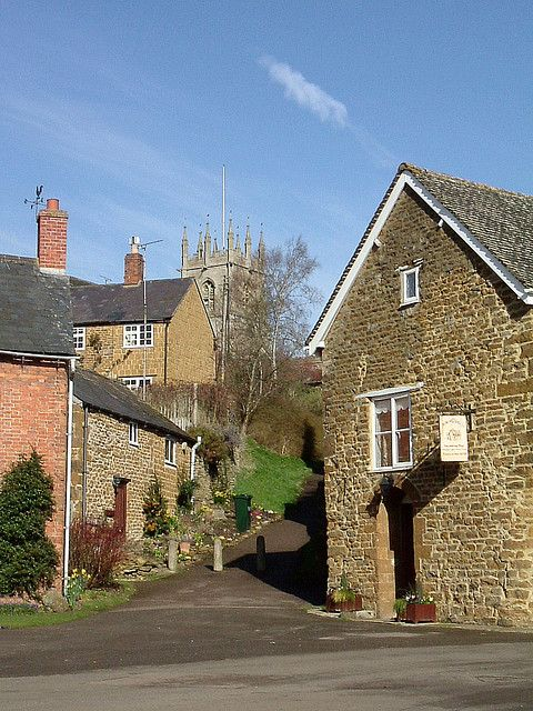 Middle Hill, Hook Norton, Oxfordshire