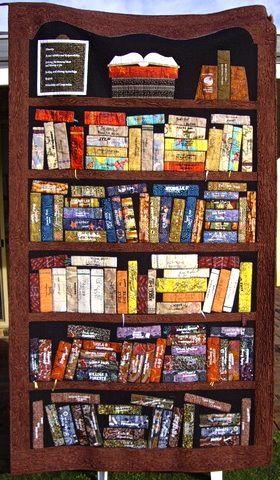 Bookcase Quilt