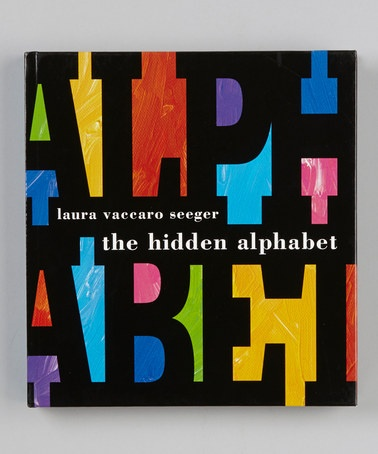 Take a look at this Hidden Alphabet Hardcover by Macmillan on #zulily today!