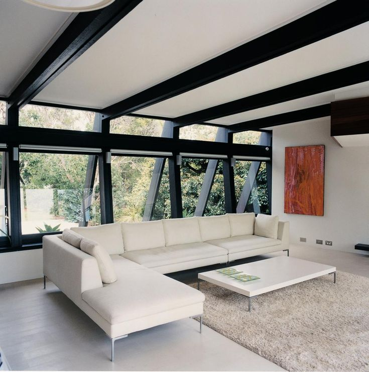 Architect Peter Muller Names Bach And Frank Lloyd Wright As Influences For His 1952 Audette House