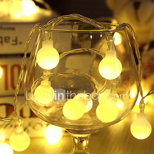 10m ha condotto le luci della stringa con il Festival lampada della decorazione palla vacanza 80Led AC220V Natale Illuminazione esterna - EUR €16.75 ! Prodotto HOT! Prodotto ad un prezzo ultra scontato solo sul nostro sito. Scopri tutti gli altri prodotti in svendita. Godi dei risparmi e guadagni Ricompense, basta solo fare shopping con noi.