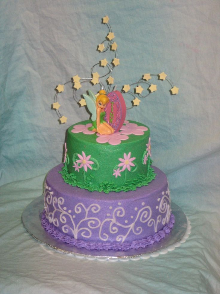 Tinkerbell Cake Images Photos : The 42 best images about Tinkerbell Stuff on Pinterest ...
