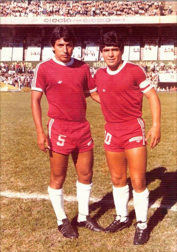 Magalahes & Maradona