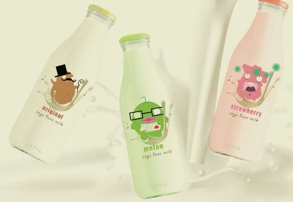 Soy Milk: Packaging