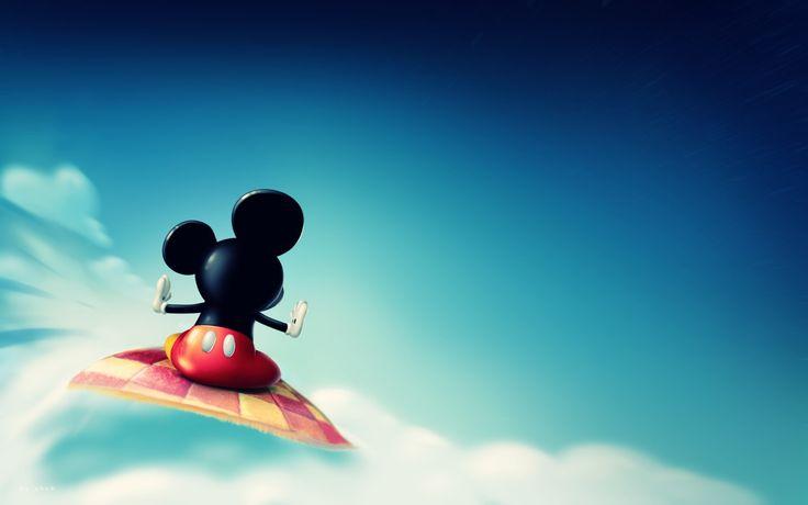 wonderful mickey mouse wallpaper