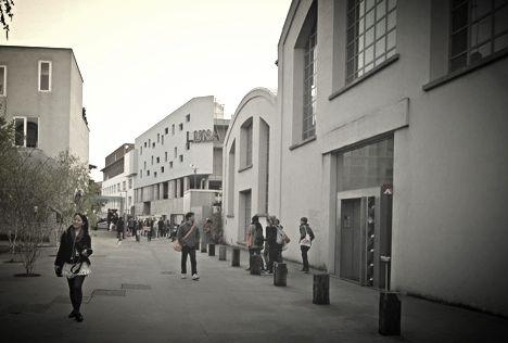 Ventura Lambrate 2014, image courtesy of Dezeen.