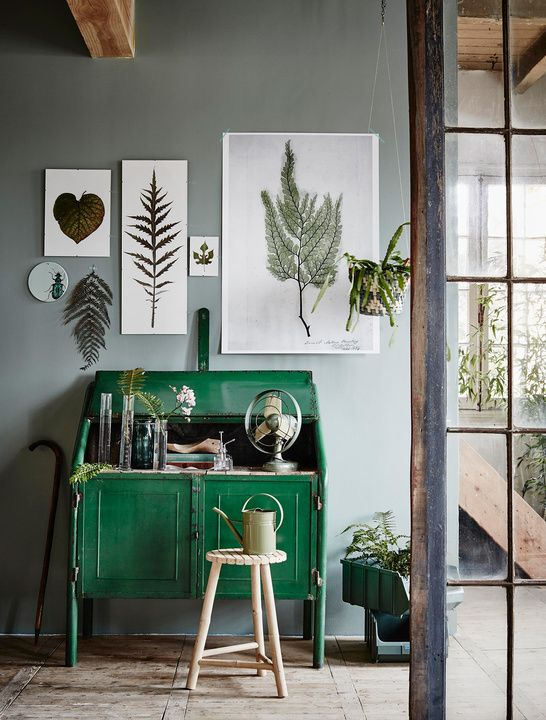 Color crush: KALE