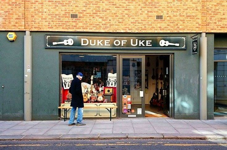 Duke of Uke, City of London