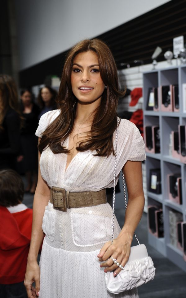Eva Mendes Hair Color Hair Amp Beauty Pinterest Eva