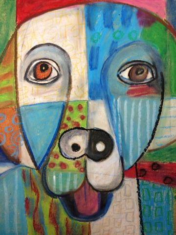 artrageousafternoon - Picasso Dogs