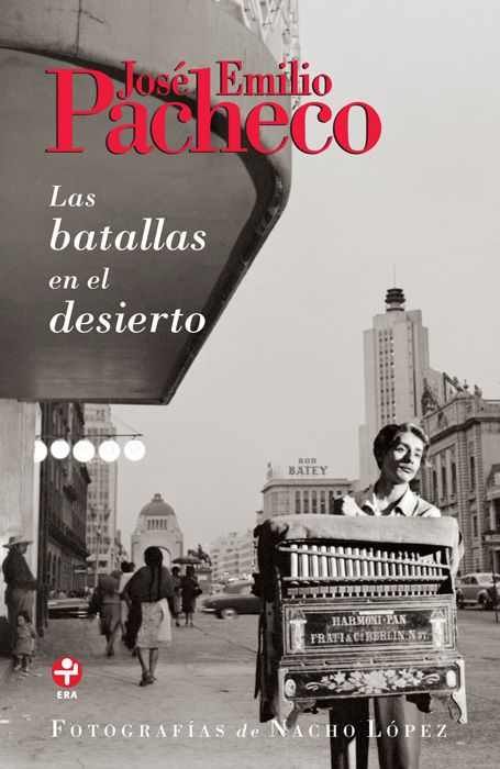 Battles in the Desert, by Jose Emilio Pacheco. A short love story to coming of age in a magical place, Mexico City.