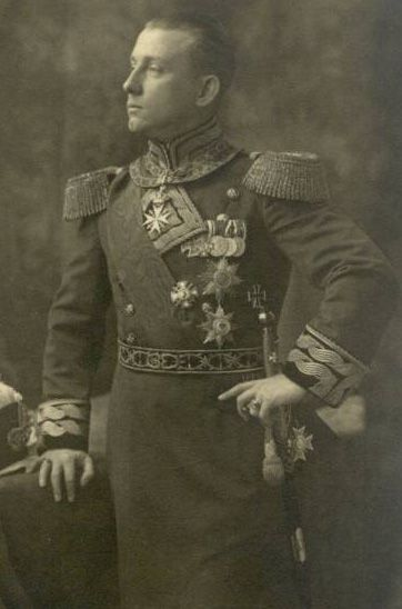 Frederick, Prince of Hohenzollern (German: Friedrich Viktor Pius Alexander Leopold Karl Theodor Ferdinand Fürst von Hohenzollern) (1891 – 1965) He was the eldest son of William, Prince of Hohenzollern and Princess Maria Teresa of Bourbon-Two Sicilies. He had a twin brother, Franz Joseph, Prince of Hohenzollern-Emden, who was born a few minutes after he was.