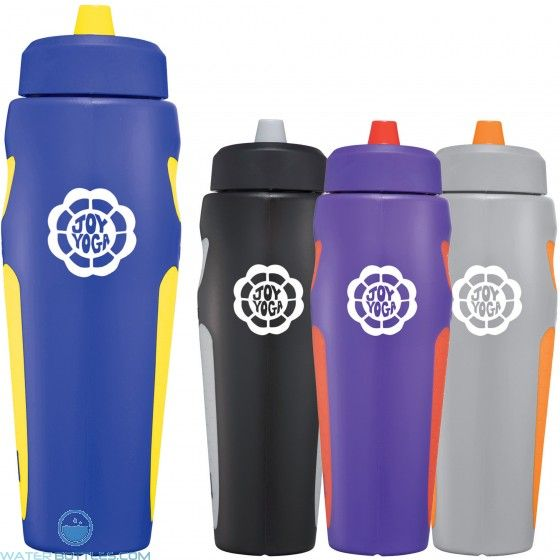 Make Excellent Happen with the Minimus Sport Bottle. Be part of the running revolution with this squeeze bottle. TPR grip inspired by the New Balance Minimus shoe. BPA free