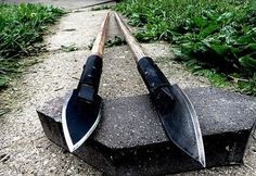Discover How To Make a DIY Throwing Spear For Hunting Small Game During A Survival Situation - http://www.survivorninja.com/discover-how-to-make-a-diy-throwing-spear-for-hunting-small-game-during-a-survival-situation/