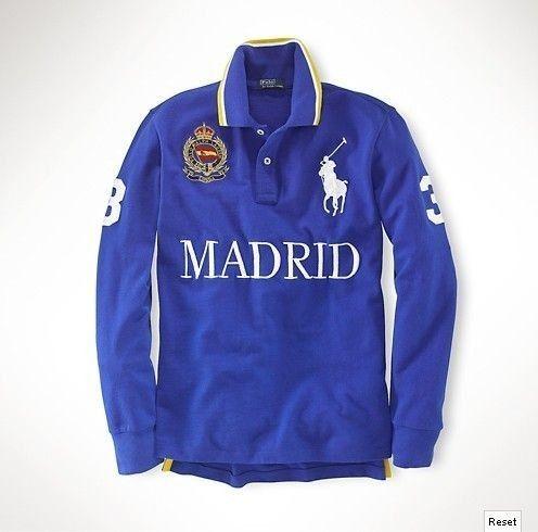 cheap ralph lauren outlet Mancher Longues Polo Madrid Homme ir http://www.