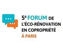 Rénovation énergétique : 5e forum de l'éco-rénovation à Paris