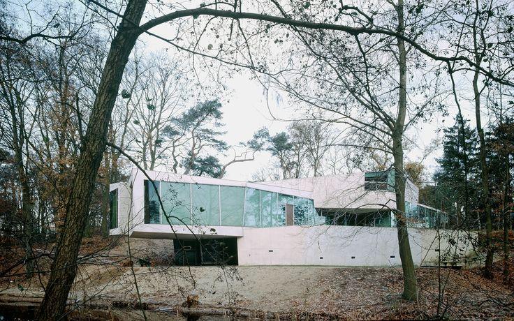 Mobius House, Van Berkel en Bos / UN Studio, Het gooi, The Netherlands