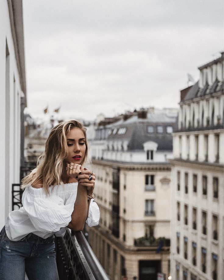 Lisa Olsson Paris YSL Beauty Frill Top