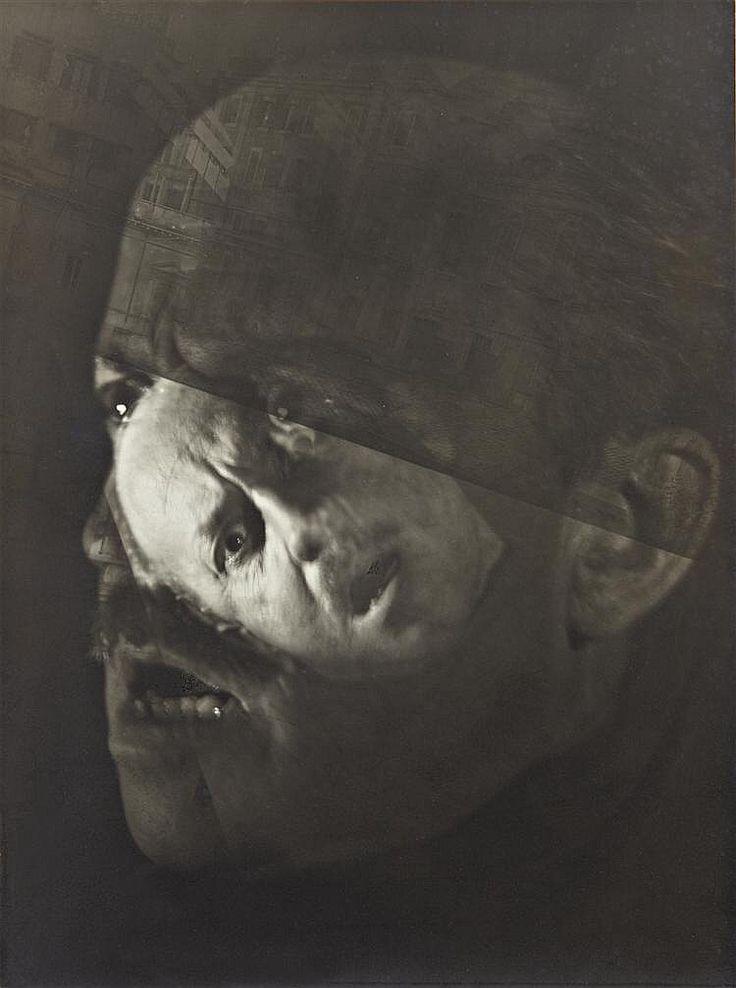 Tato (Guglielmo Sansoni): Retrato de Marinetti 1930