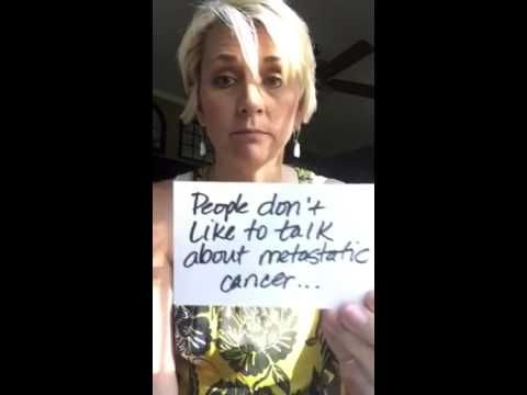 Metastatic Cancer..... The REAL deal....