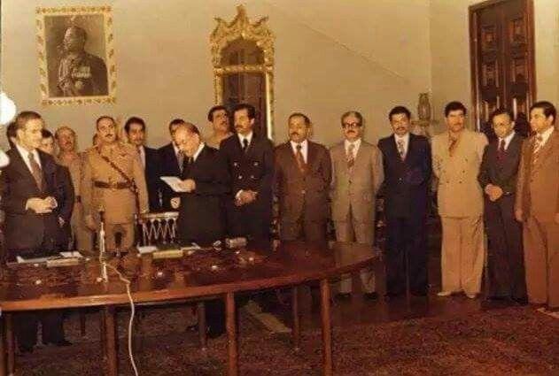 Pin On صدام حسين