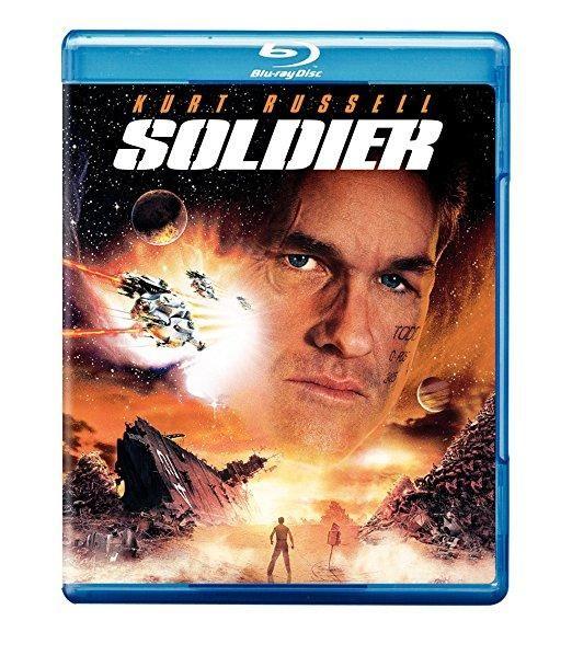 Kurt Russell & Jason Scott Lee & Paul Anderson-Soldier