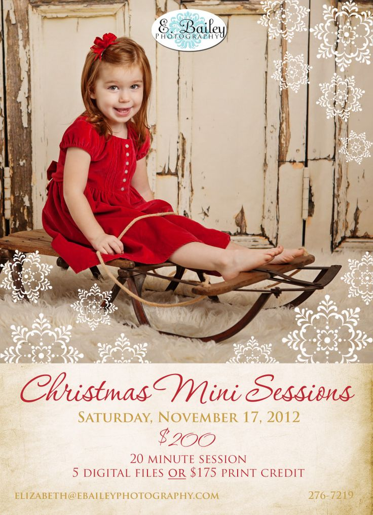 mini sessions photos | ... - Newborn, Children, Family Portraits: 2012 Christmas Mini Sessions