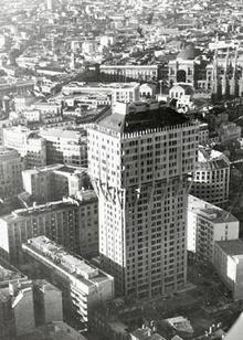 Torre Velasca (Velasca Tower) - 1956