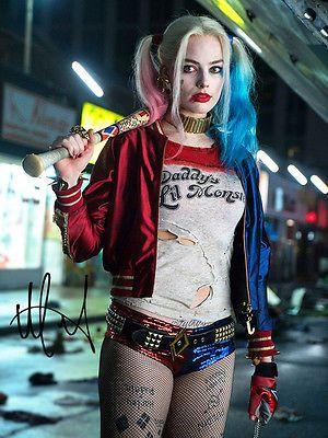 Harley naked quinn robbie Margot