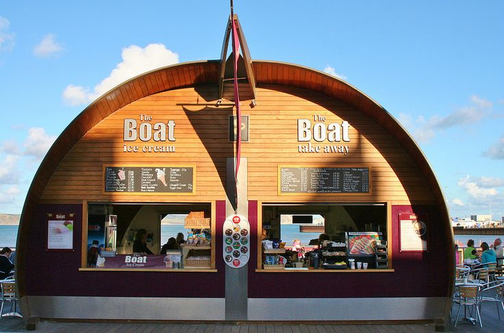 The Boat cafe Weymouth October 2014 1