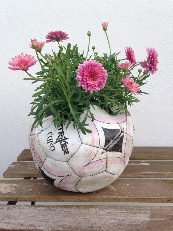 Fodbold-genbrug