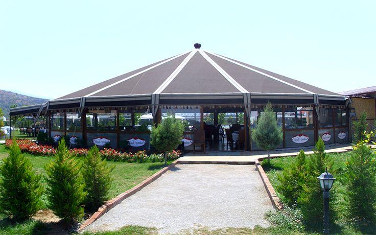 Restoran Tasarımı Özkıl Çadır. www.ozenaykilcadir.com