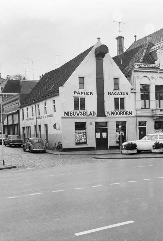 Zuiderdiep Groningen (jaartal: 1960 tot 1970) - Foto's SERC
