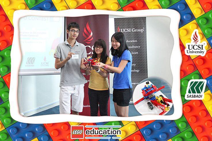 Participant Number: 003 & LEGO Theme: Hyper Funky Crane