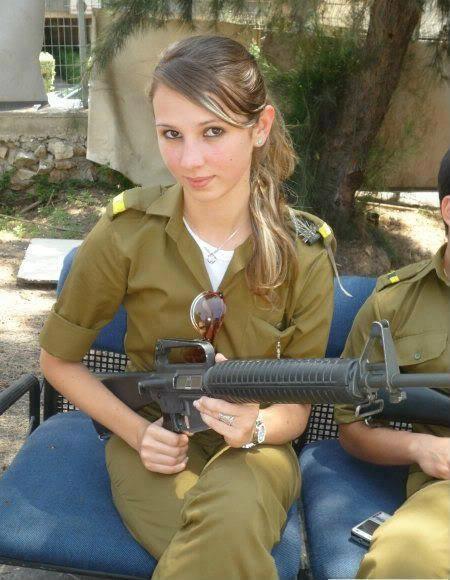 Guns & Girls | Guns & Girls | Guns, Girl guns, Israeli girls
