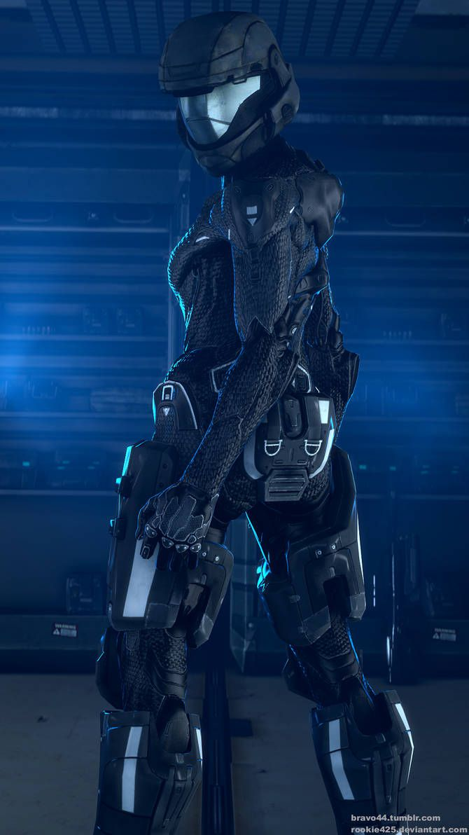 Cooldown By Rookie425 Halo Armor Halo Spartan Girls Halo