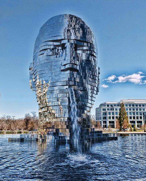 Estatua Insólita y Creativa y Escultura Artistica