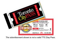 Visit 5 famous Toronto attractions for one-low-price! Avoid most ticket lines! Includes tickets to the Casa Loma, CN Tower, Ontario Science Centre, Royal Ontario Museum, and Toronto Zoo. To purchase a Toronto CityPASS please visit citypass.com or onsite at a CN Tower box office.  $60.00