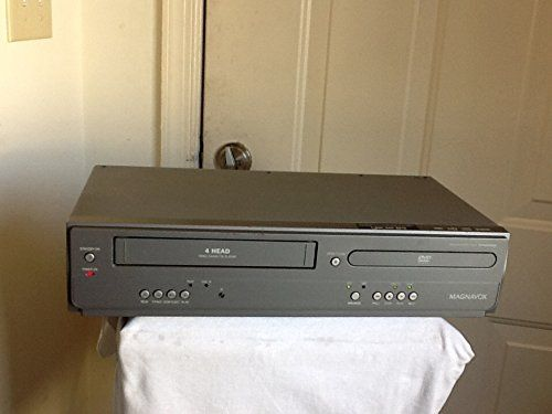 Magnavox DV200MW8 DVD/CD Player, VCR Video Cassette Recorder. 4-Head Hi-Fi Stereo VHS Player. Dolby Digital Sound, CD Digital Out, WORKS GREAT!  Magnavox DV200MW8 DVD/CD Player, VCR Video Cassette Recorder Combination  Hi-Fi Stereo 4-Head VHS Player, CD Compact Disc Music Player  Record & Play All Your Favorite TV Shows, Movies On Classic VHS Tapes  Dolby Digital Sound, Compact Disc Digital Out, S-Video Out. Progressive Scan  Date Of Manufacure July 2005, Made in China, S/N: U27790847