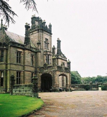 Heath House Estate in Staffordshire, England