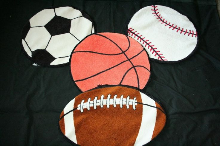 4 sports throw rugs small area rugs #Unbranded #Novelty