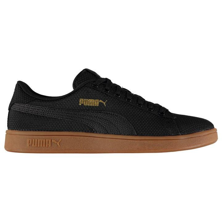 Puma Smash Ripstop Mens Trainers | Lace fastening | Cushioned insole