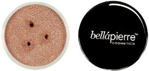 Bella Pierre Shimmer Powder, Beige, 2.35-Gram by Bella Pierre. $7.49. Recommended by make-up artists and dermatologists^102% Hypoallergenic^Suitable for all skin types, even the most sensitive^Will not smear, crease, fade^Paraben free. Using 100% pure Mica powder, these beautiful shimmer powders will provide long lasting, vibrant color without any additional filler that can often smear, crease, fade and even cause allergic reaction. Save 50%!