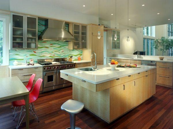 Best Backsplash Ideas Images On Pinterest Backsplash Ideas - Choosing a kitchen backsplash to fit your design style