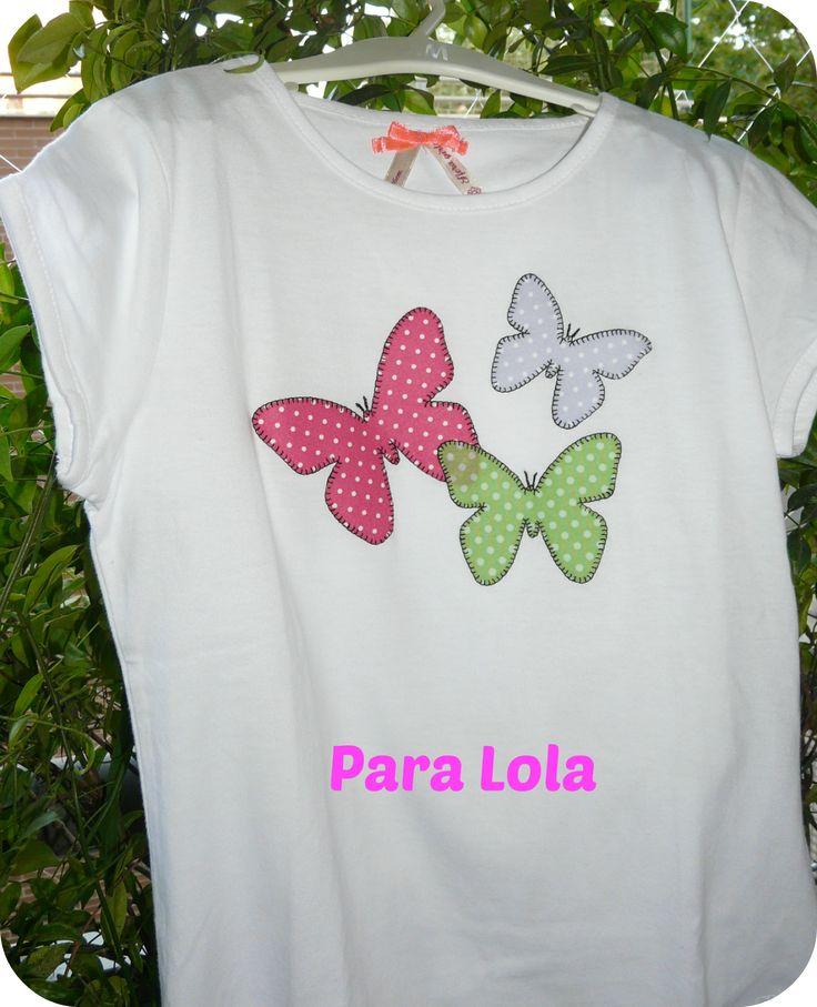 Diy by Paula: Mariposas para Lola