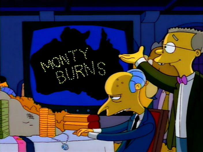 Something Happy birthday mr burns commit