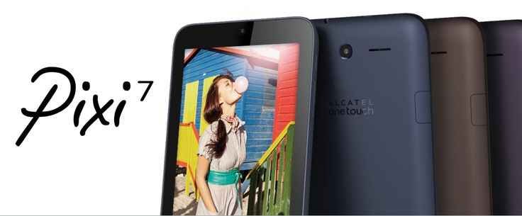 tablets alcatel onetouch pixi