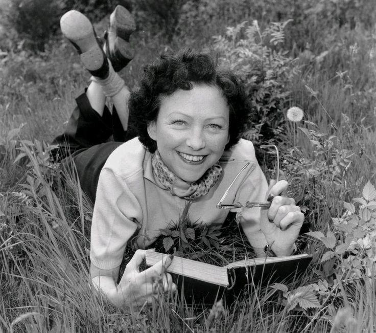 Marguerite Viby 1909-2001. 92 år