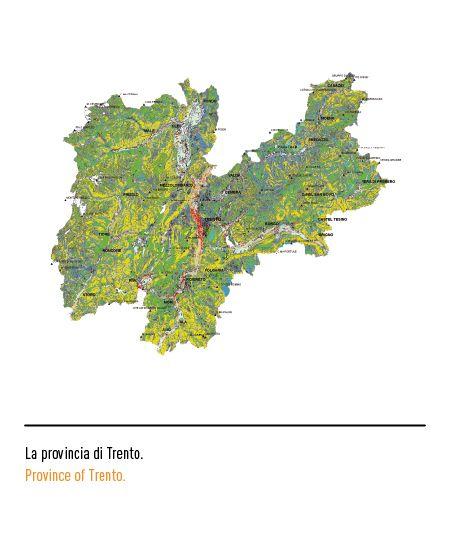 Marchio Trentino - La provincia di Trento